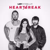 Cd Lady Antebellum Heart Break [import] Novo Lacrado